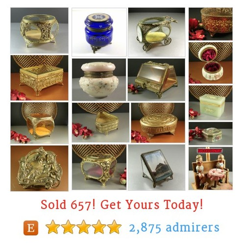 JEWELRY BOXES CASKETS Etsy shop #etsy @nicksnacs4u  #etsy #PromoteEtsy #PictureVideo @SharePicVideo