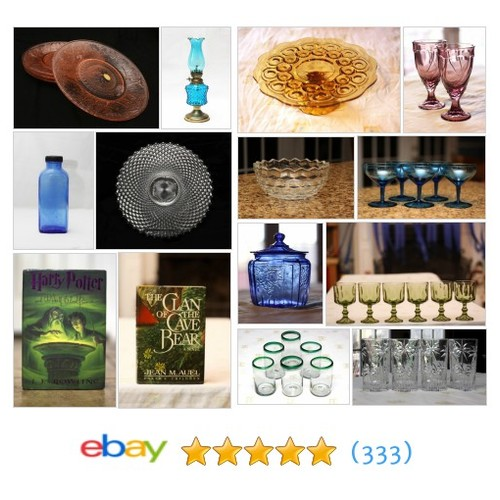 Items in VintageGlassBooksAndMore store on ! @vaillant0879 #ebay https://SharePicVideo.com?ref=PostVideoToTwitter-vaillant0879 #ebay #PromoteEbay #PictureVideo @SharePicVideo