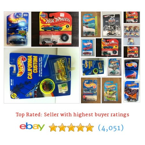HOT WHEELS Items in C&S FINE ART ANTIQUES COLLECTIBLES store #ebay @cvampiro69  #ebay #PromoteEbay #PictureVideo @SharePicVideo