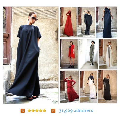 Unique Clothing: natural fabrics, impeccable quality... from Aakasha Etsy shop #etsy #PromoteEtsy #PictureVideo @SharePicVideo