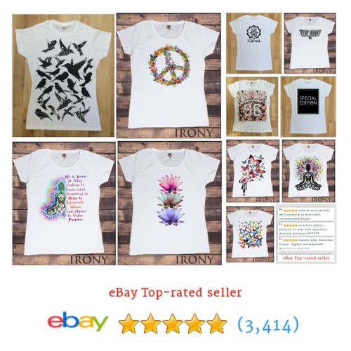 Women Items in @ironyltd shop on #ebay https://SharePicVideo.com?ref=PostVideoToTwitter-ironyltd #ebay #PromoteEbay #PictureVideo @SharePicVideo