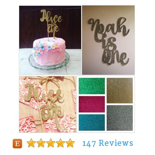 Personalised glitter cake topper, cake #etsy @prettyflamingod  #etsy #PromoteEtsy #PictureVideo @SharePicVideo