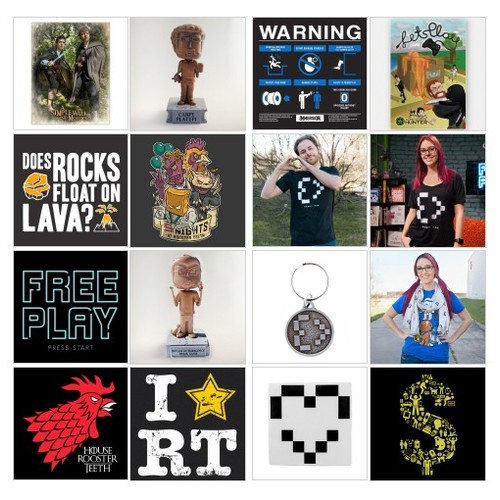 Rooster Teeth @roosterteeth  #shopify #PromoteStore #PictureVideo @SharePicVideo