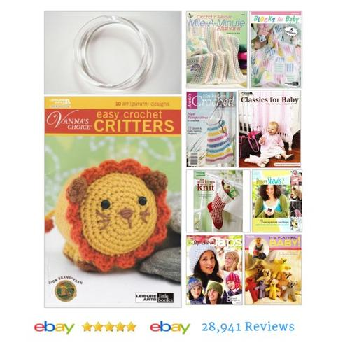 #Knitting Crocheting items in store on eBay! #Crocheting #ebay #PromoteEbay #PictureVideo @SharePicVideo
