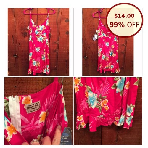 Gorgeous authentic Hawaiian aloha dress @dianajeanstyle https://www.SharePicVideo.com/?ref=PostPicVideoToTwitter-dianajeanstyle #socialselling #PromoteStore #PictureVideo @SharePicVideo