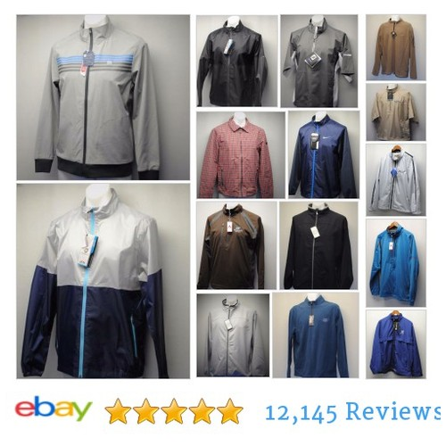 Guys: Looking for a golf jacket you don't have to go to the bank & take a loan out for !! Look no further !! #ebay #PromoteEbay #PictureVideo @SharePicVideo