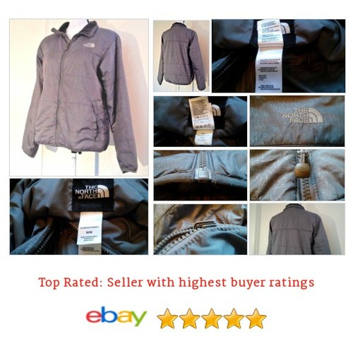 The North Face Women's Gray Quilted Nylon #Jacket Size Medium M Geometric Print | eBay #Coat #BasicJacket #etsy #PromoteEbay #PictureVideo @SharePicVideo