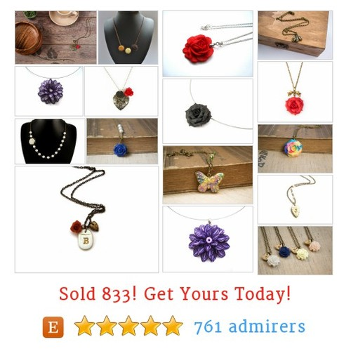 Necklaces Etsy shop #etsy @sevdacholakova  #etsy #PromoteEtsy #PictureVideo @SharePicVideo
