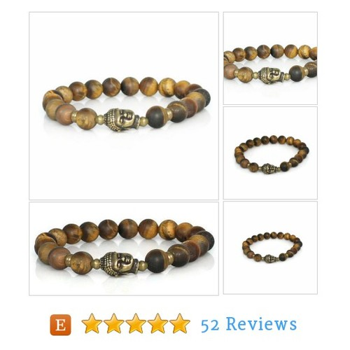 Mens Buddha Bracelet, Wrist Mala, Gift for #etsy @larisjewelrydes https://www.SharePicVideo.com/?ref=PostPicVideoToTwitter-larisjewelrydes #etsy #PromoteEtsy #PictureVideo @SharePicVideo