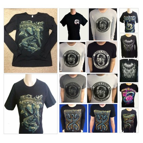 T-Shirts & Thermals @bhbreptiles #shopify  #shopify #PromoteStore #PictureVideo @SharePicVideo