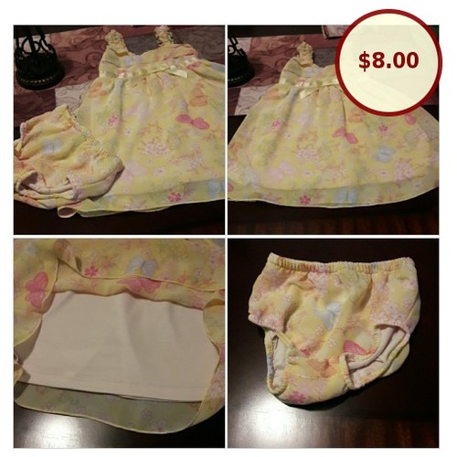 Markdown *** Little Girl Dress w/ Panties @sumlerannette https://www.SharePicVideo.com/?ref=PostPicVideoToTwitter-sumlerannette #socialselling #PromoteStore #PictureVideo @SharePicVideo