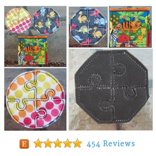 Three pack Shaped Puzzles Circle, Square #etsy @patcofone https://www.SharePicVideo.com/?ref=PostPicVideoToTwitter-patcofone #etsy #PromoteEtsy #PictureVideo @SharePicVideo