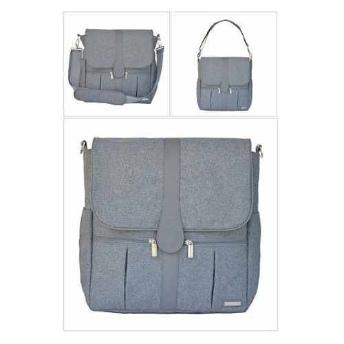 #JJ# Cole #Backpack #Diaper# Bag, #Gray #Heather - Every Thing Baby #socialselling #PromoteStore #PictureVideo @SharePicVideo