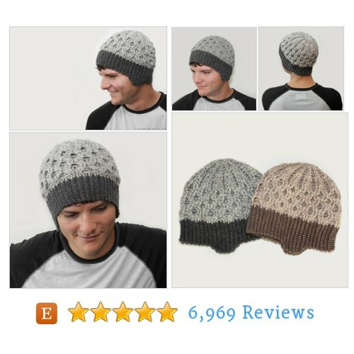 CROCHET PATTERN - Back Roads Beanie - #etsy @knotsewcuteshop  #etsy #PromoteEtsy #PictureVideo @SharePicVideo
