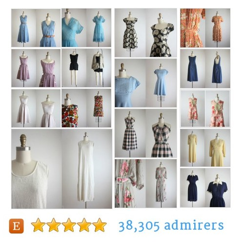 dresses #etsy shop #dress @thrushvintage  #etsy #PromoteEtsy #PictureVideo @SharePicVideo