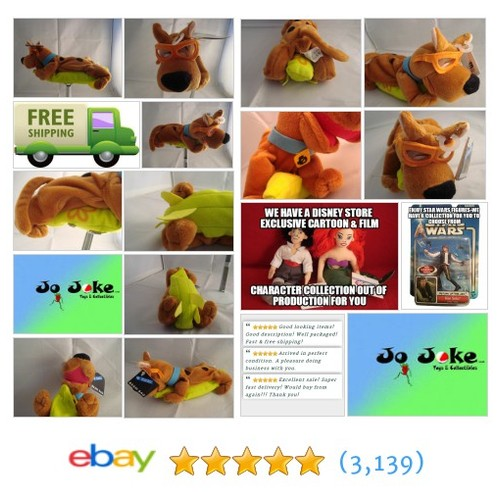 WARNER BROS STUDIO STORE SCOOBY DOO BEAN PLUSH WITH SURFBOARD-1998-NEW/TAGS-COOL | eBay #WARNERBROSSTUDIOSTORE #etsy #PromoteEbay #PictureVideo @SharePicVideo
