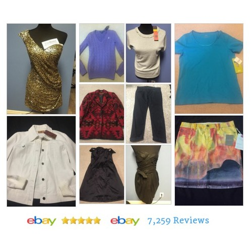 #Clothing Items in Sharonsweb Autism Foundation store on eBay! #Woman @sharonsweb #ebay #PromoteEbay #PictureVideo @SharePicVideo