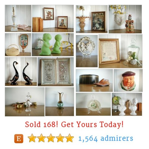 Home Decor Etsy shop #etsy @abatevintage  #etsy #PromoteEtsy #PictureVideo @SharePicVideo
