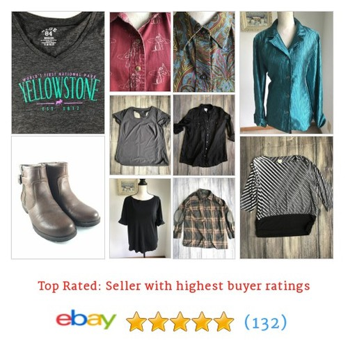*Womens Clothing Items in Bayridge Vintage store on eBay! #*WomensClothing #ebay #PromoteEbay #PictureVideo @SharePicVideo