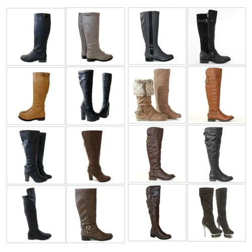Boots-Knee high #shopify @trendyoak  #shopify #PromoteStore #PictureVideo @SharePicVideo