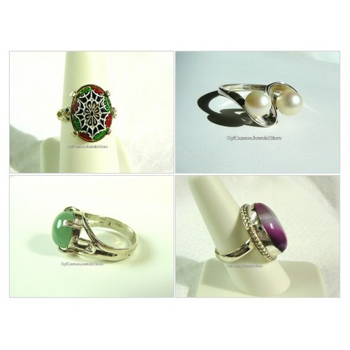 #GemstoneRings #HandCrafted #Handmade #SylCameoJewelsStore #Etsyshop #Rings #Jewelry #etsyspecialt #integritytt @EtsyClub @iPromotable  #etsy #PromoteEtsy #PictureVideo @SharePicVideo