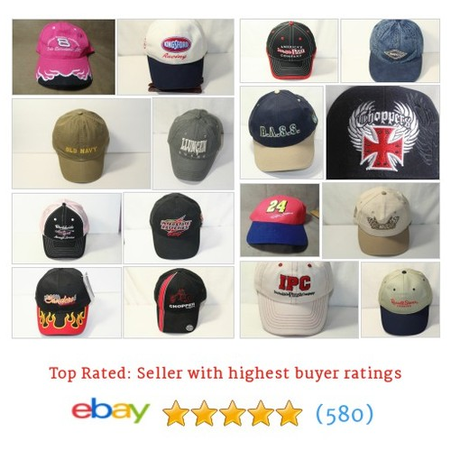 Caps and Hats Items in HoneyBunchesTreasures store #ebay @ljowil628  #ebay #PromoteEbay #PictureVideo @SharePicVideo
