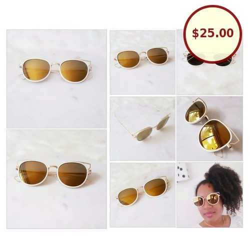 Iconic Rim Oval Sunglasses @teacasimpson https://www.SharePicVideo.com/?ref=PostPicVideoToTwitter-teacasimpson #socialselling #PromoteStore #PictureVideo @SharePicVideo