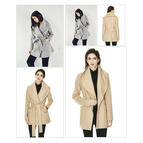 AADEN - Wool Coat @PicoumShop #shopify  #socialselling #PromoteStore #PictureVideo @SharePicVideo