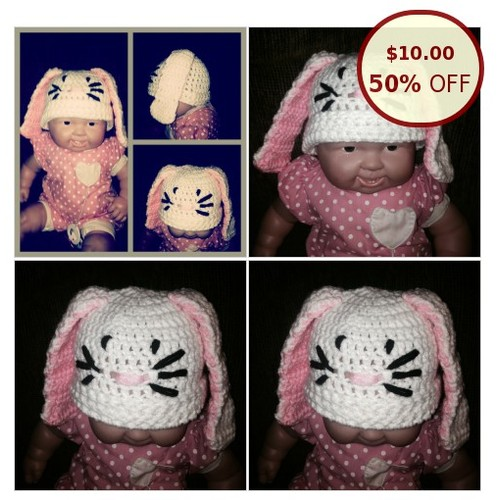 Bunny hat @lilms_grace https://www.SharePicVideo.com/?ref=PostPicVideoToTwitter-lilms_grace #socialselling #PromoteStore #PictureVideo @SharePicVideo