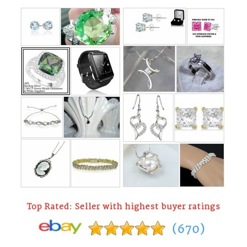 Jewelry & Watches Great deals #sellonebay #ebay @caseysandy331  #ebay #PromoteEbay #PictureVideo @SharePicVideo