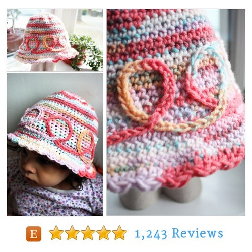 0 to 3m Newborn Baby Girl Hat, Baby Sun #etsy @babamoonbaby  #etsy #PromoteEtsy #PictureVideo @SharePicVideo