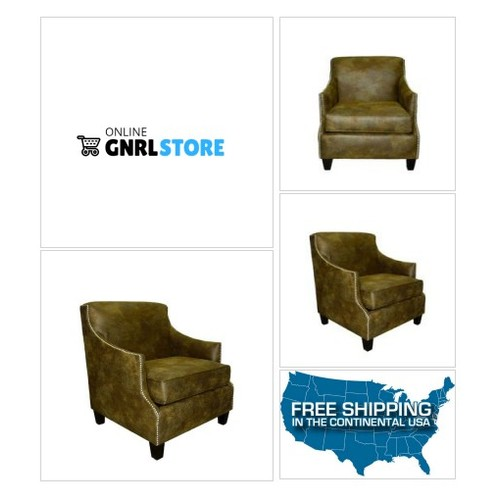 #DALLAS LEATHER ARM CHAIR #socialselling #PromoteStore #PictureVideo @SharePicVideo
