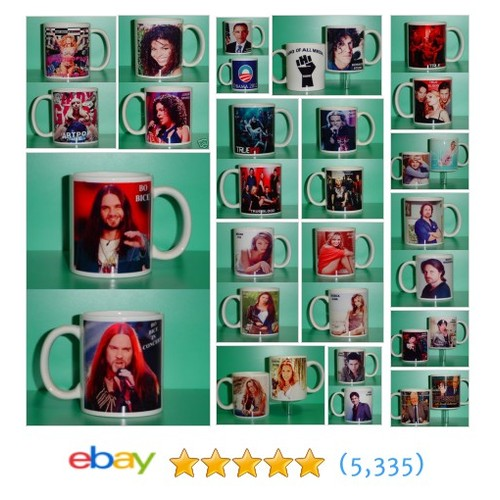 Collectible Mugs Great deals from MEMORABILIA MUGS #ebay @memorabiliamugs  #ebay #PromoteEbay #PictureVideo @SharePicVideo