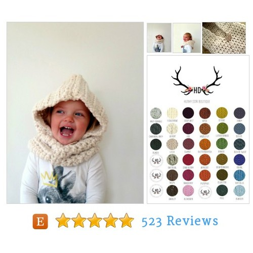 Child Hooded Cowl | Crochet Hooded Cowl | #etsy @hunky_dori_btq  #etsy #PromoteEtsy #PictureVideo @SharePicVideo