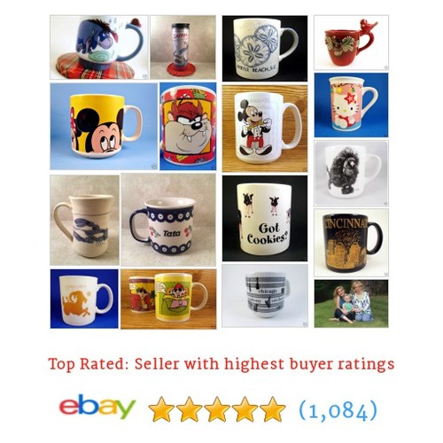dramaticallybeautifulhome | eBay 30% off all mugs sale! #ebay #PromoteEbay #PictureVideo @SharePicVideo
