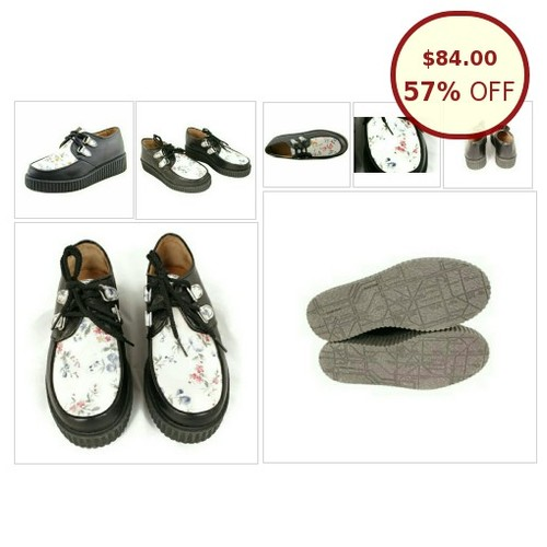 R. Ferrini Ferrara Black/Floral Leather Moc @tanyatbo https://www.SharePicVideo.com/?ref=PostPicVideoToTwitter-tanyatbo #socialselling #PromoteStore #PictureVideo @SharePicVideo