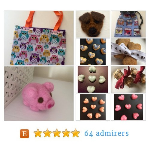 Gifts and dog accessories for all occasions. by MelodysHandmadeGifts Etsy shop @Melodys_Gifts #etsy #PromoteEtsy #PictureVideo @SharePicVideo