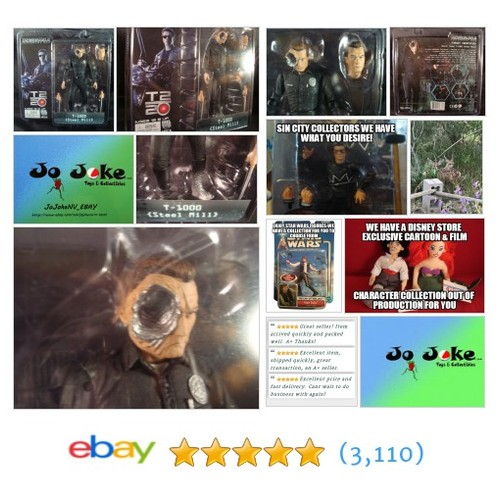 TERMINATOR-T-1000-ROBERT PATRICK-STILL MILL SCENE-JUDGEMENT DAY-HOLE IN HEAD-NEW | eBay #REELTOYSNECA #etsy #PromoteEbay #PictureVideo @SharePicVideo