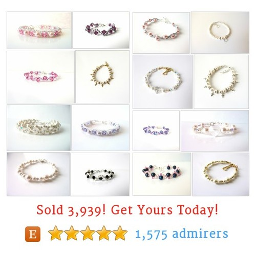 Girls Bracelets Etsy shop #etsy @mjc_jewelry  #etsy #PromoteEtsy #PictureVideo @SharePicVideo