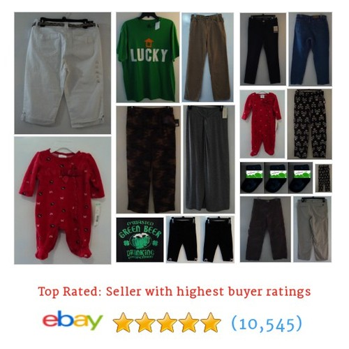 Clothes & Accessories NEW Great deals from New Clothes Outlet Prices #ebay @marytweets2013  #ebay #PromoteEbay #PictureVideo @SharePicVideo