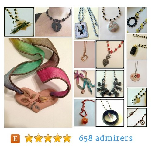 All Other Necklaces #etsy shop @doubledmentia  #etsy #PromoteEtsy #PictureVideo @SharePicVideo