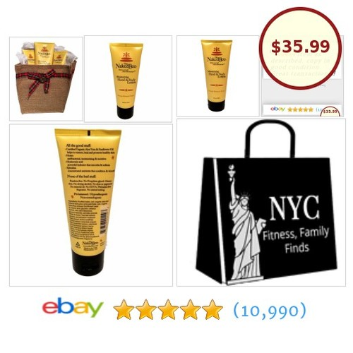 Natural skin care with #TheNakedBee Orange Blossom Honey Hand & Body Lotion 3 Tubes #GiftSet  | #etsy #PromoteEbay #PictureVideo @SharePicVideo