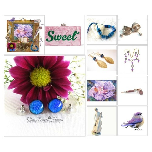 """Sweet"" #EtsySpecialT #integrityTT #integrityTT #polyvore #fashion #jewelry  #socialselling #PromoteStore #PictureVideo @SharePicVideo"