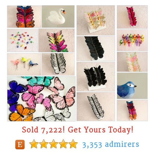 Birds And Butterflies Etsy shop #birdsandbutterfly #etsy @craftcabaret  #etsy #PromoteEtsy #PictureVideo @SharePicVideo