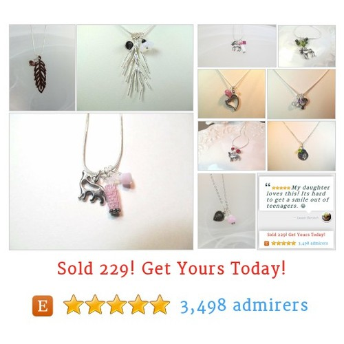 Necklaces Charms - Keepsake Designs by KeepsakeDesignsbyCMM Etsy shop #gifts #jewelry #smallshop #etsy #PromoteEtsy #PictureVideo @SharePicVideo