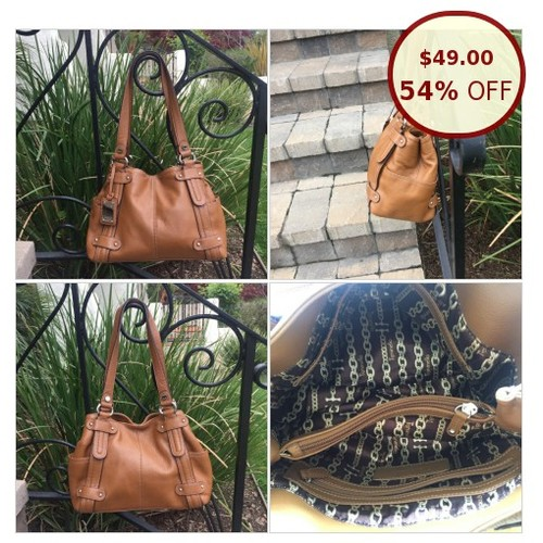 Tignanello Large Bag. Gorgeous. @cathsmessage https://www.SharePicVideo.com/?ref=PostPicVideoToTwitter-cathsmessage #socialselling #PromoteStore #PictureVideo @SharePicVideo