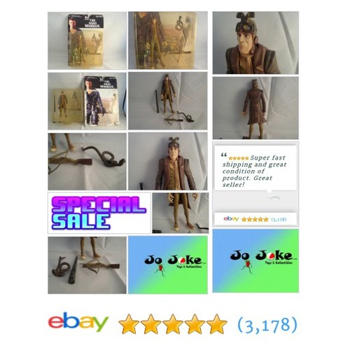 MAD MAX THE ROAD WARR-GYRO-LOOSE FROM PACKAGE-SPYGLASS-BOWGUN-SNAKE-N2TOYS-2000- | eBay #N2TOY #etsy #PromoteEbay #PictureVideo @SharePicVideo