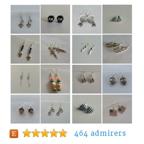 Earrings #etsy shop #earring @blingandsparkle  #etsy #PromoteEtsy #PictureVideo @SharePicVideo