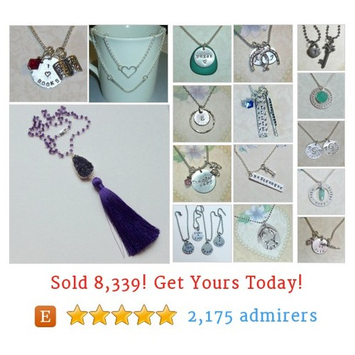 Necklaces Etsy shop #necklace #etsy @dolphinmooncrea  #etsy #PromoteEtsy #PictureVideo @SharePicVideo