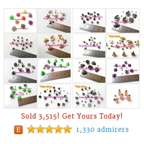 STUDS: Metal SCREW BACK Etsy shop #etsy @hoopalicioussco  #etsy #PromoteEtsy #PictureVideo @SharePicVideo